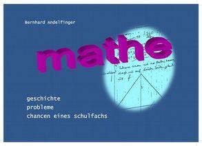 Mathe von Andelfinger,  Bernhard