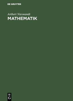 Mathematik von Nieswandt,  Aribert