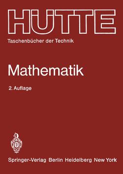 Mathematik von Szabo,  Istvan, Wellnitz,  K., Zander,  W.