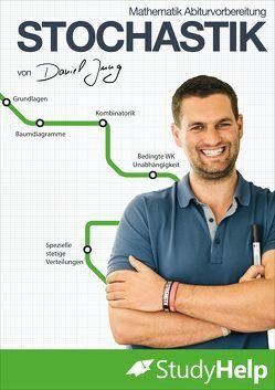 Mathematik Abiturvorbereitung Stochastik von Jung,  Daniel