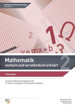 Mathematik – einfach und verständlich erklärt von Hausener,  Svenja, Roth,  Markus, Tamm,  Stephanie