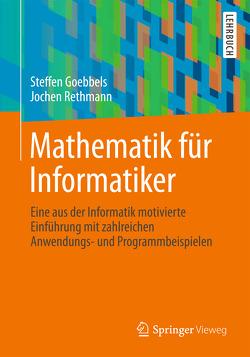 Mathematik für Informatiker von Goebbels,  Steffen, Rethmann,  Jochen