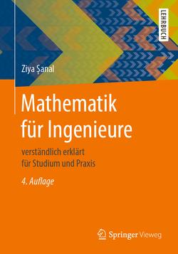 Mathematik für Ingenieure von Şanal,  Ziya