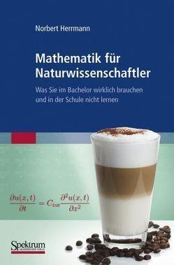 Mathematik für Naturwissenschaftler von Herrmann,  Norbert
