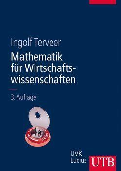 Mathematik für Wirtschaftswissenschaften von Terveer,  Ingolf