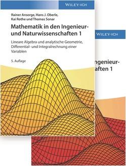 Mathematik in den Ingenieur- und Naturwissenschaften von Ansorge,  Rainer, Oberle,  Hans J., Rothe,  Kai, Sonar,  Thomas