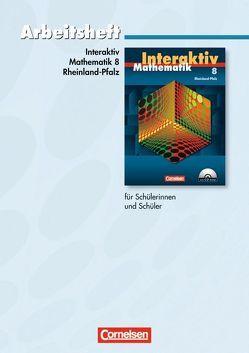 Mathematik interaktiv – Rheinland-Pfalz / 8. Schuljahr – Standardarbeitsheft
