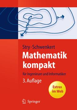 Mathematik kompakt von Schwenkert,  Rainer, Stry,  Yvonne