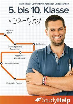 Mathematik Lernheft 5. bis 10. Klasse von Jung,  Daniel