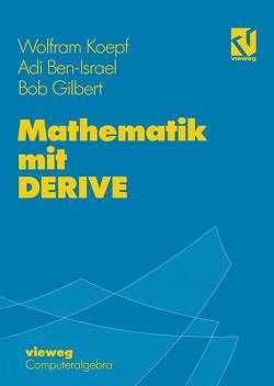 Mathematik mit DERIVE von BEN-ISRAEL,  ADI, Gilbert,  Robert P., Koepf,  Wolfram