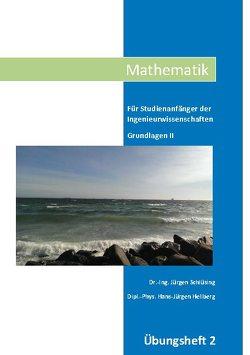 Mathematik Übungsheft II von Schlüsing,  Jürgen