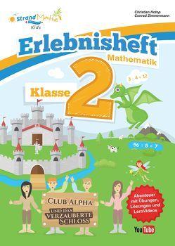 StrandMathe Mathematik Übungsheft Klasse 2 – Erlebnisheft – Multiplizieren und Dividieren von Hotop,  Christian, Zimmermann,  Conrad