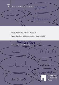 Mathematik und Sprache von Steinweg,  Anna Susanne