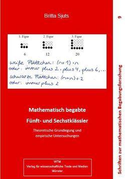 Mathematisch begabte Fünft- und Sechstklässler von Sjuts,  Britta