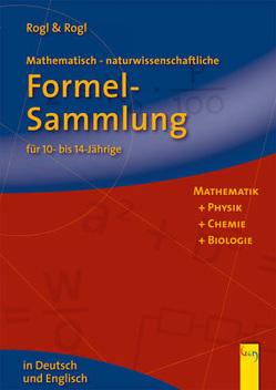 Mathematisch-naturwissenschaftliche Formelsammlung von Rogl,  Elke, Rogl,  Gerda