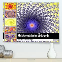 Mathematische Ästhetik (Premium, hochwertiger DIN A2 Wandkalender 2020, Kunstdruck in Hochglanz) von Schulz,  Olaf