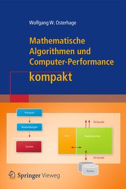 Mathematische Algorithmen und Computer-Performance kompakt von Osterhage,  Wolfgang W.
