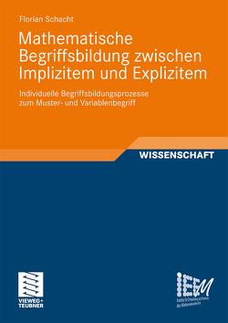 Mathematische Begriffsbildung zwischen Implizitem und Explizitem von Schacht,  Florian