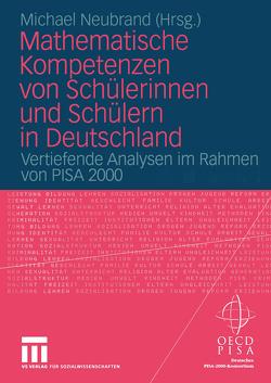 Mathematische Kompetenzen von Schülerinnen und Schülern in Deutschland von Neubrand,  Michael