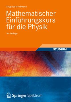 Mathematischer Einführungskurs für die Physik von Großmann,  Siegfried