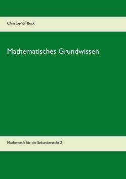 Mathematisches Grundwissen von Buck,  Christopher