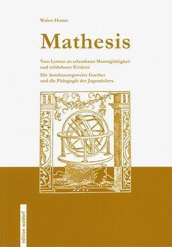 Mathesis von Hutter,  Walter