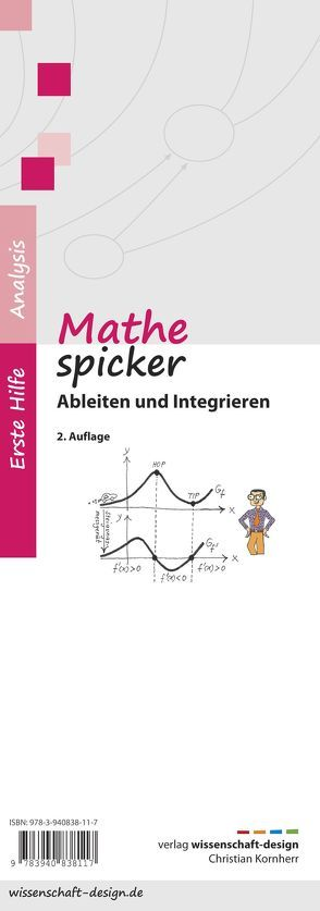 Mathespicker Ableiten und Integrieren von Kornherr,  Christian
