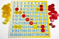 Mathespiel – kleines Einmaleins