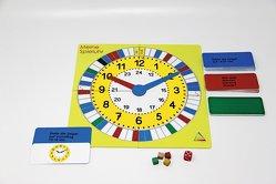 Mathespiel – Uhrzeit