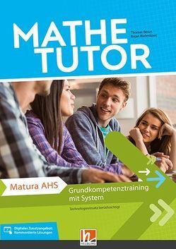 MatheTutor Matura AHS von Benes,  Thomas, Radenkovic,  Bojan