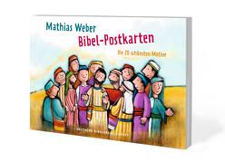 Mathias Weber Bibel-Postkarten von Weber,  Mathias