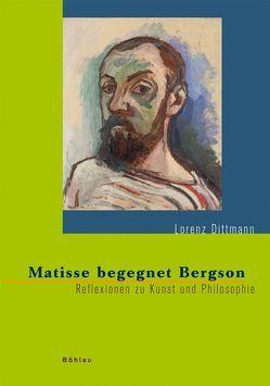 Matisse begegnet Bergson von Dittmann,  Lorenz