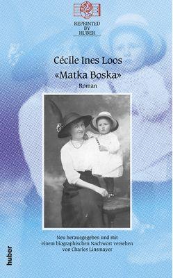 Matka Boska von Loos,  Cécile Ines