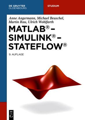 MATLAB – Simulink – Stateflow von Angermann,  Anne, Beuschel,  Michael, Rau,  Martin, Wohlfarth,  Ulrich