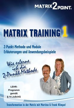 MATRIX TRAINING 1 von Indergand,  Peter