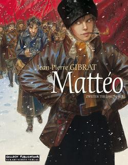Mattéo von Gibrat,  Jean-Pierre, Schott,  Eckart