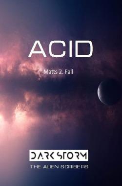 Matteo Credo / Acid von Scribers,  The Alien