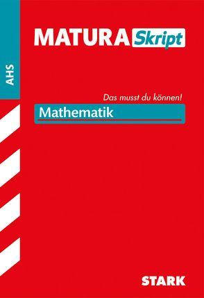 MaturaSkript – Mathematik – AHS