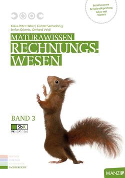 Maturawissen / Rechnungswesen Band 3 inkl. SbX von Bauer,  Helmut, Haberl,  Klaus-Peter, Nitschinger,  Hannes, Sachadonig,  Günter, Veidl,  Gerhard
