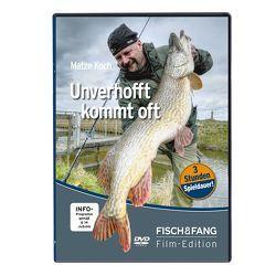 Matze Koch – Unverhofft kommt oft (DVD) von Redaktion,  Fisch & Fang