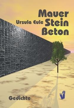 Mauer Stein Beton von Eule,  Ursula