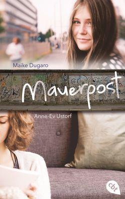 Mauerpost von Dugaro,  Maike, Ustorf,  Anne-Ev