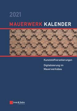Mauerwerk-Kalender / Mauerwerk-Kalender 2021 von Brehm,  Eric, Schermer,  Detleff