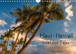 Maui Hawaii – Insel der Täler (Wandkalender 2019 DIN A4 quer) von Klinder,  Thomas