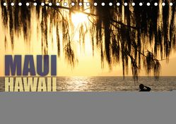 Maui, Hawaii (Tischkalender 2019 DIN A5 quer) von Schmidt,  Daniel
