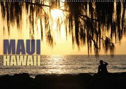 Maui, Hawaii (Wandkalender 2018 DIN A2 quer) von Schmidt,  Daniel