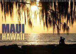 Maui, Hawaii (Wandkalender 2019 DIN A3 quer) von Schmidt,  Daniel