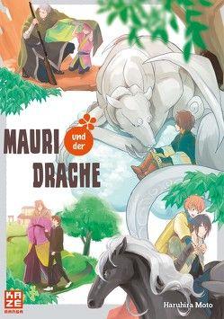 Mauri und der Drache 01 von Mikulich,  Ekatarina, Moto,  Haruhira
