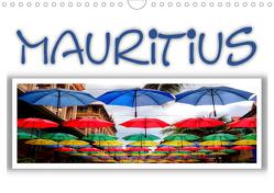 Mauritius – Die Perle im Indischen Ozean (Wandkalender 2020 DIN A4 quer) von Weiss,  Michael
