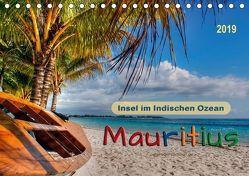 Mauritius – Insel im Indischen Ozean (Tischkalender 2019 DIN A5 quer) von Roder,  Peter
